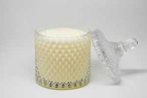 luxury crystal jar candles