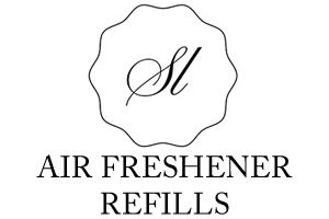 car vent air freshener refills, set of 3