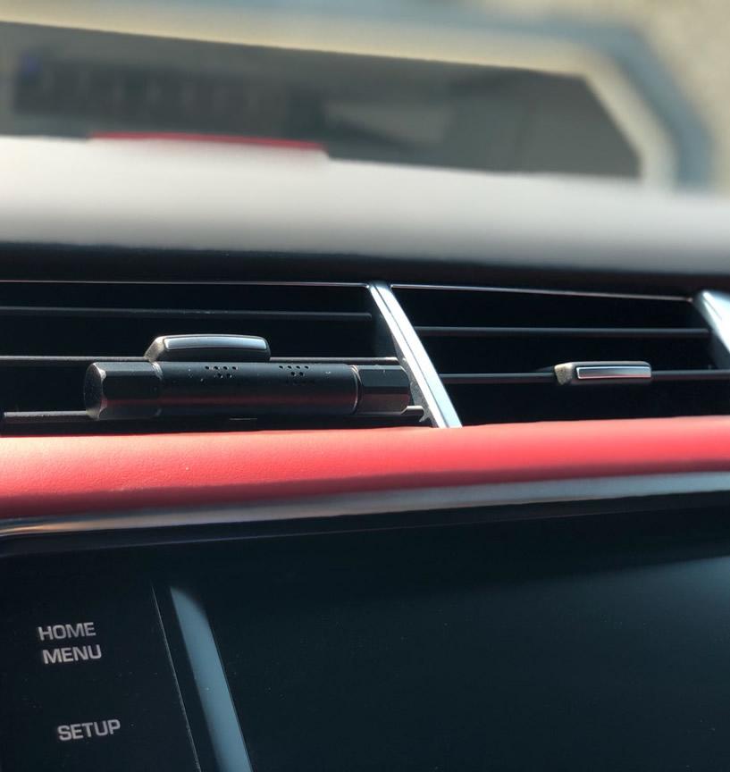 car vent clip air freshener
