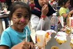 Middle East Orphans visit to Burger King