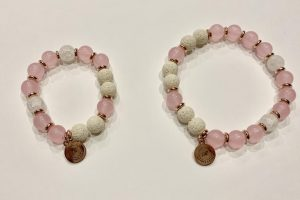 Moments Collection, essential oil bracelets