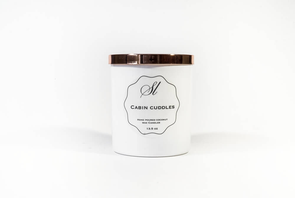 Signature SL hand crafted wax candles